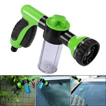 Draagbare Multifunctionele Hoge Druk Auto Schuim Water Pistool 3 Graden Jet Nozzle Auto Washer Spray Cleaner Pistool Hogedrukreiniger(China)