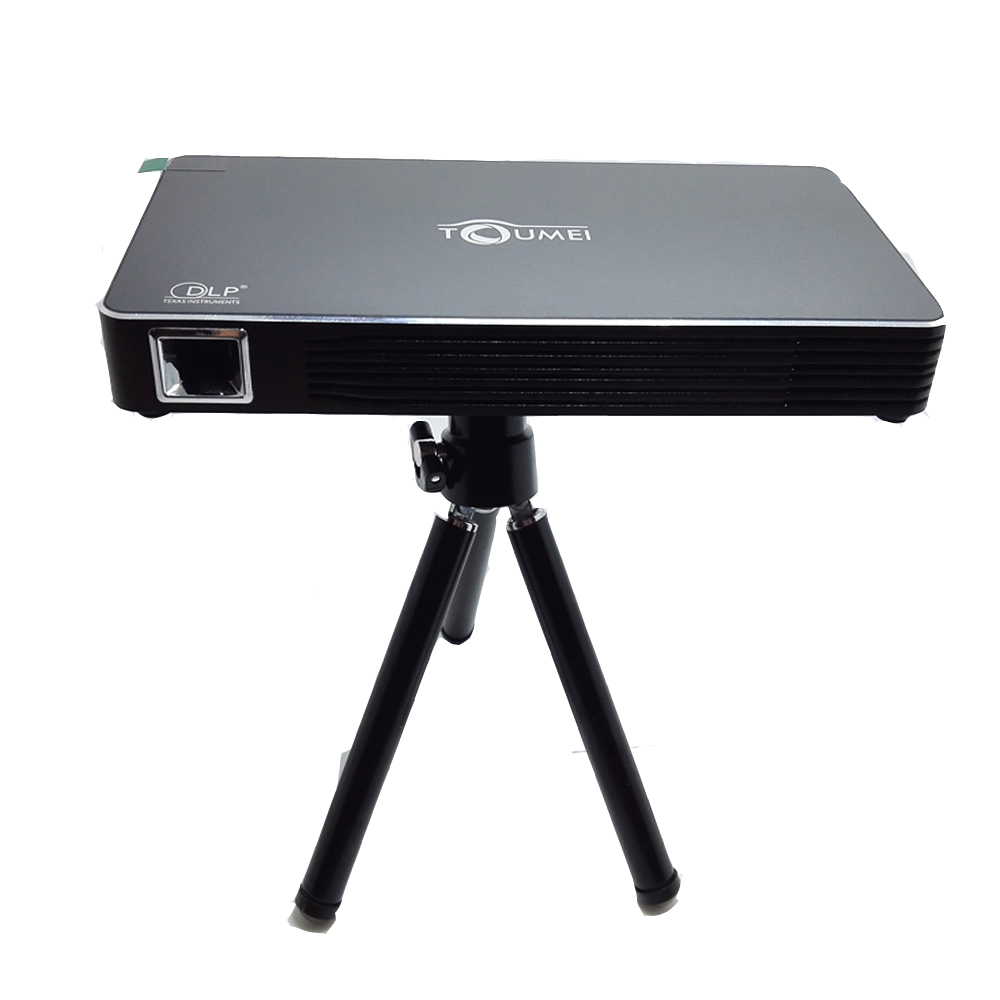 Mini Projector RK3128 Bluetooth TOUMEI 1080P Wifi Android 7.1 Led C800i Cortex-A7 Quad-Core