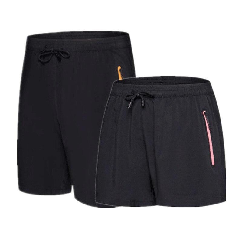 US $3.4 25% OFF|Summer Running Shorts Men Sports Jogging Fitness Shorts Quick Dry Mens Gym Men Shorts Crossfit Sport Women Short Pants men in Running