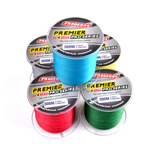 330Yards PE Braided Fishing Line 4 stands 8LB-100LB Multifilament 300M Super Strong