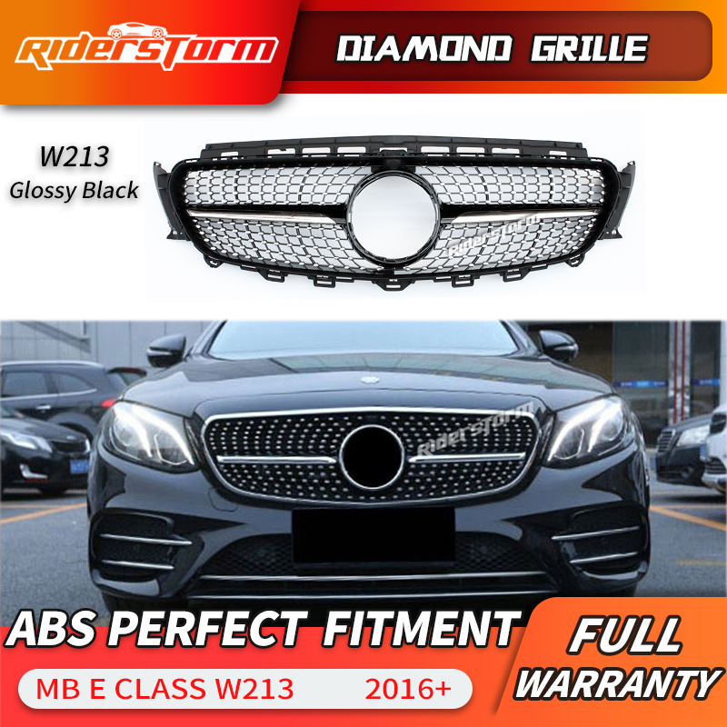 Silver Chrome E400 Rear Boot Badge Emblem Letter Number Compatible For E Class W210 W211 W212