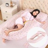 Cotton Pregnant Pillow bed pregnancy body pillow Massage protect waist dropshipping travel pillow neck
