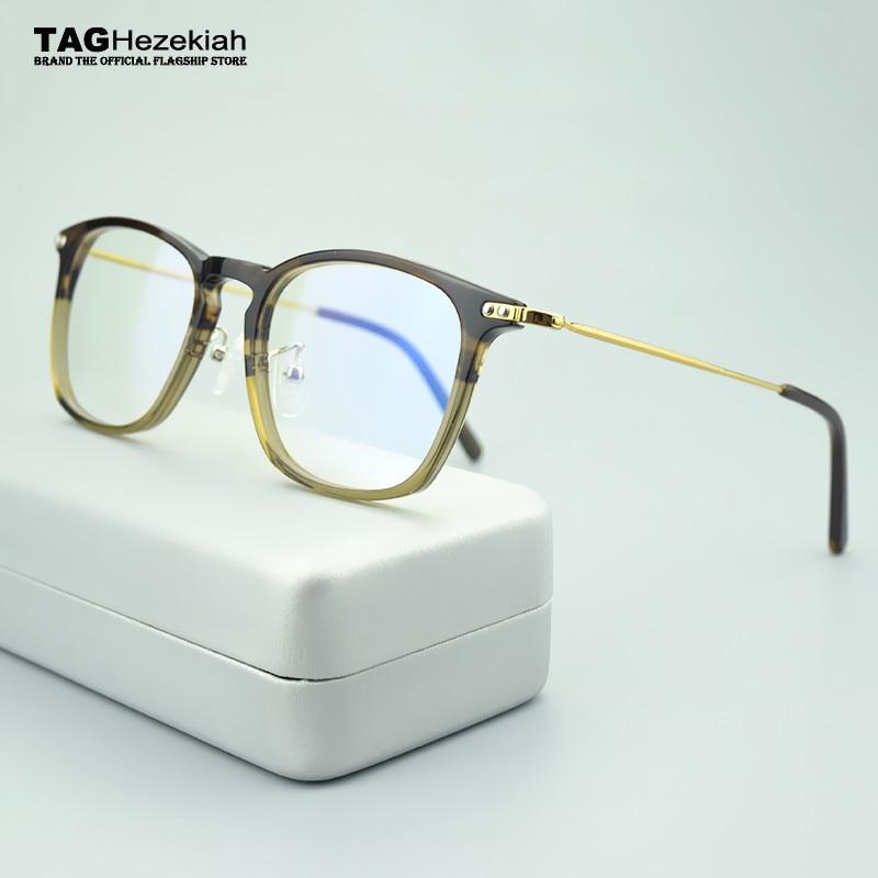 2017 Brand new fashion full frame vintage optical glasses frames MB 819 men and women myopia