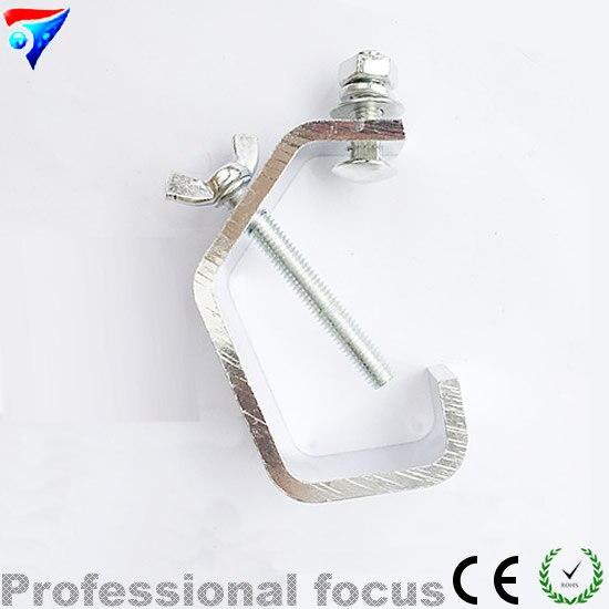 20pcs/lot Light ditch professiona aluminum stage lighting truss hook