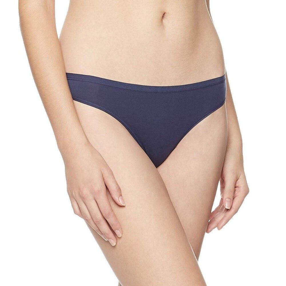 Exquisite Comfortable Cotton   Panties   Women G-String Thong Ladies Underwear Plus Size Tangas Women Sexy Lingerie String Femme 3XL