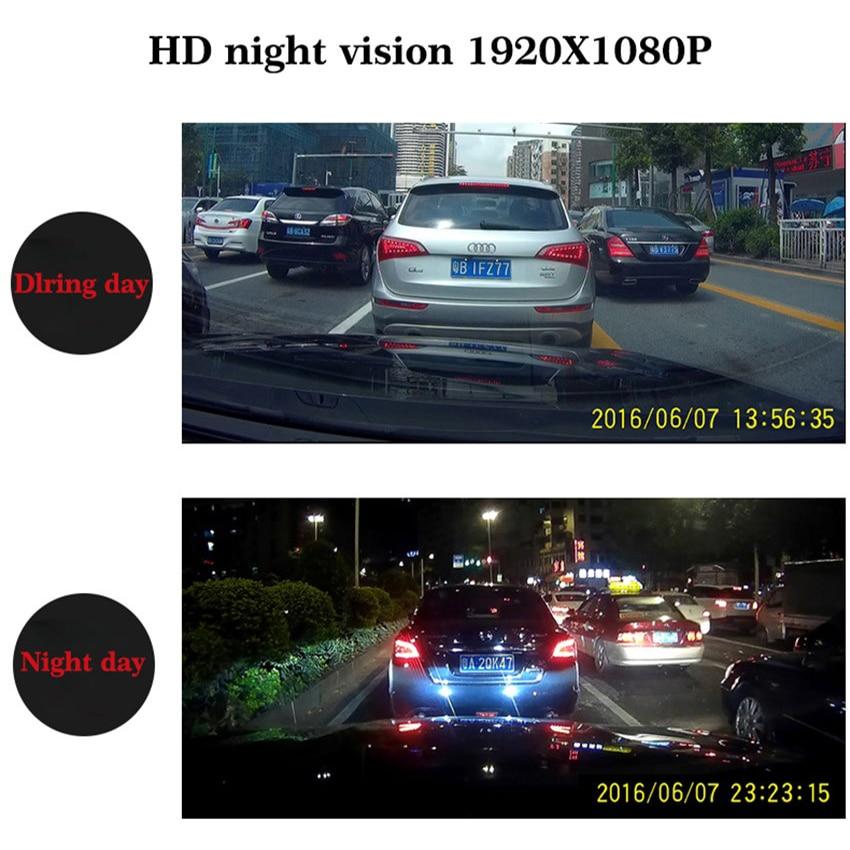 YESSUN Auto Front Dash Camera CAM DVR Driving Video Recorder voor - Auto-elektronica - Foto 5