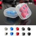 2pcs/1pair 4.0 mm Caliber Earphone accessories Ear Pads T200 (S M L) tips Headset Memory Foam Sponge ear pads for headphones