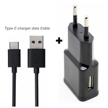 2A EU Plug Adapter Mobile Phone Travel Charger
