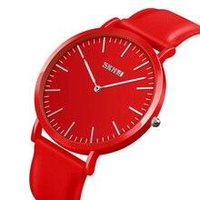 SKMEI Women's Watches Fashion Quartz Men Couples Watch Sport Clock Casual Time Waterproof Wrist Watch Women Top reloj mujer 9179