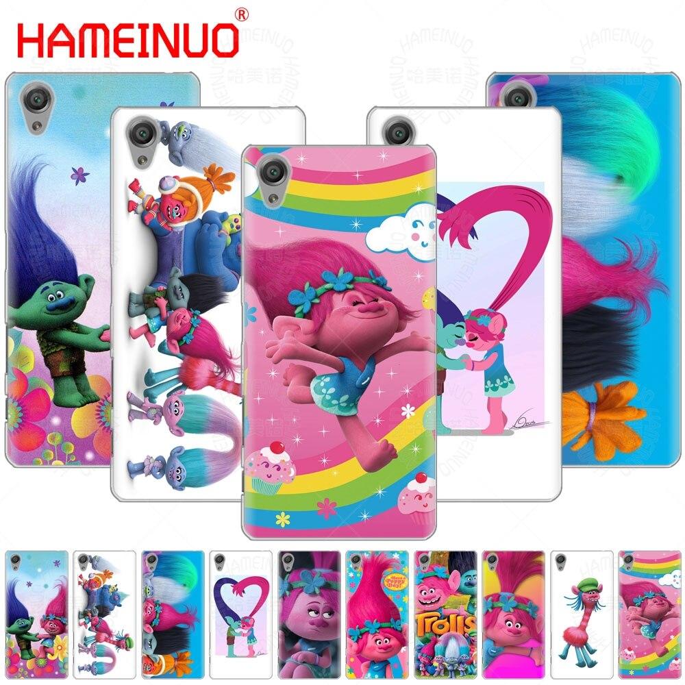 Phone Bags & Cases Hameinuo Trolls Poppy And Branch Cover Phone Case For Sony Xperia C6 Xa1 Xa2 Xa Ultra X Xp L1 L2 X Xz1 Compact Xr/xz Premium Cellphones & Telecommunications