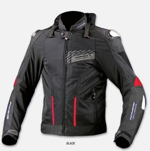 Men s motorcycle protection jacket jk015 ferroalloy protection equipment jacket summer mesh breathable jacket