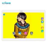 CIGE 2018 Newest 10 Inch Tablet PC MTK8752 Octa Core 4GB RAM 32GB 64GB ROM Android
