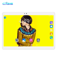 CIGE 2018 Newest 10 Inch Tablet PC MTK8752 Octa Core 4GB RAM 32GB 64GB ROM Android
