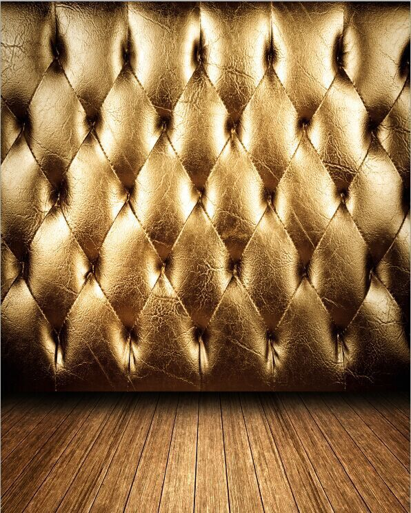 8x10ft gold bed head photography backdrops scenic .
