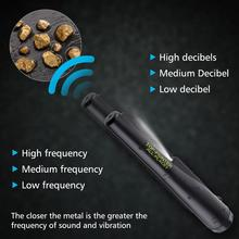 цены на American Brand  Monoclonius  4cm detection AT PinPointer IP68 waterproof gold detectors underground gold metal detector  в интернет-магазинах