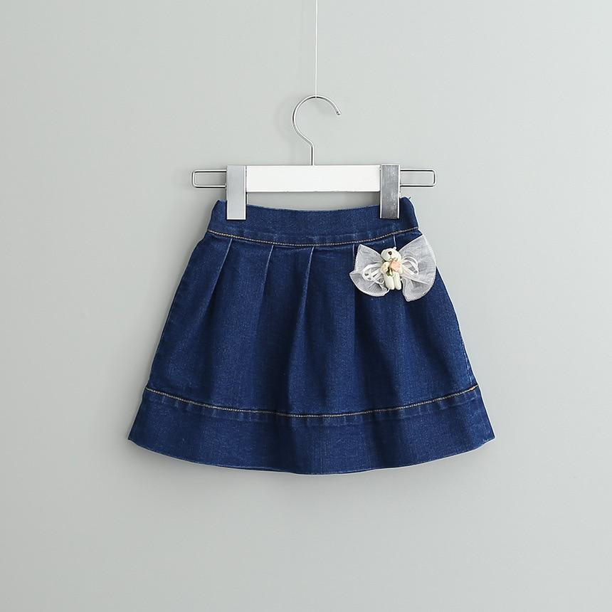 Popular Denim Skirts Girls-Buy Cheap Denim Skirts Girls lots from ...