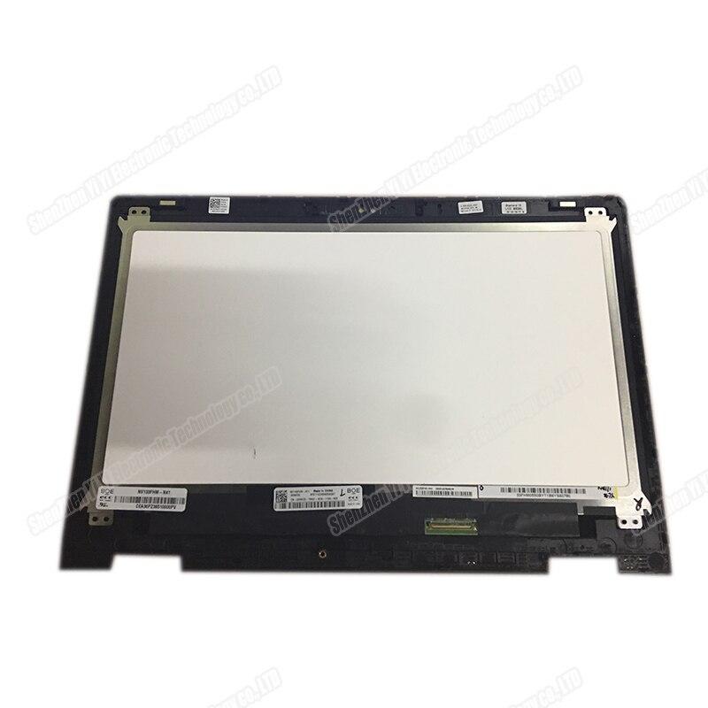 13,3 для DELL Inspiron 13 5368 5378 p69g ЖК экран + сенсорный дигитайзер в сборе + рамка B133HAB01.0 NV133FHM N41 A11 FHD