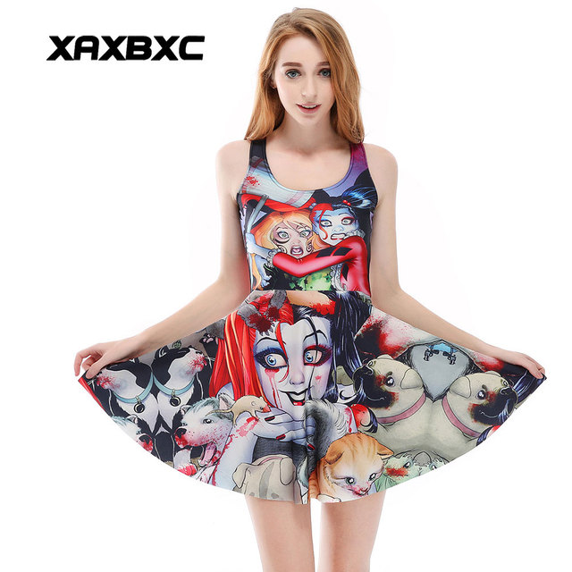 Reversible dress plus size