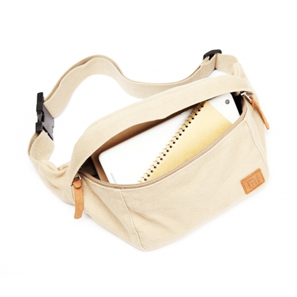 durable suitable for waist pack Model Name : Xiaomi Simple Canvas Waist Bag