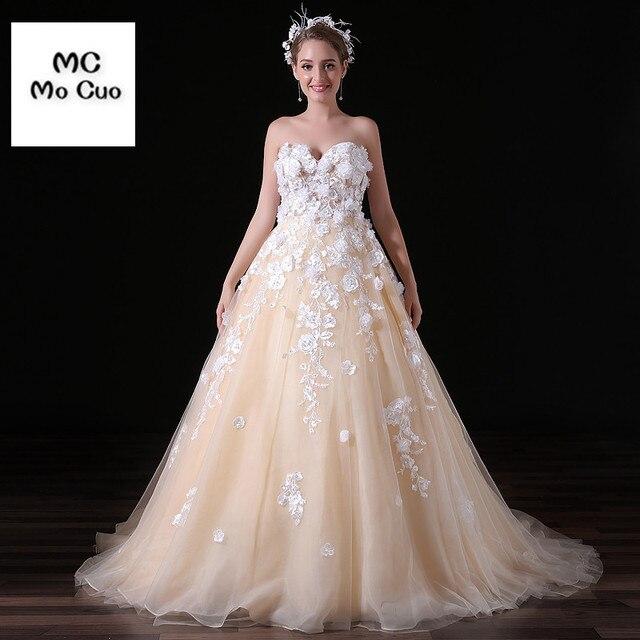 163ba8559e44 2017 Blush Pink Abito di Sfera Ragazza Prom Dress Sweetheart Largo della  Spalla Appliques Fiori di