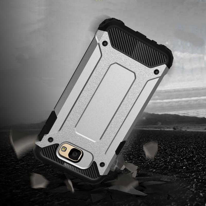Lujo antichoque teléfono case para samsung galaxy j5 prime galaxy j7 el primer 5