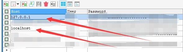 mysql数据库中配置本地连接localhost非unix套接字连接的解决方案 第2张