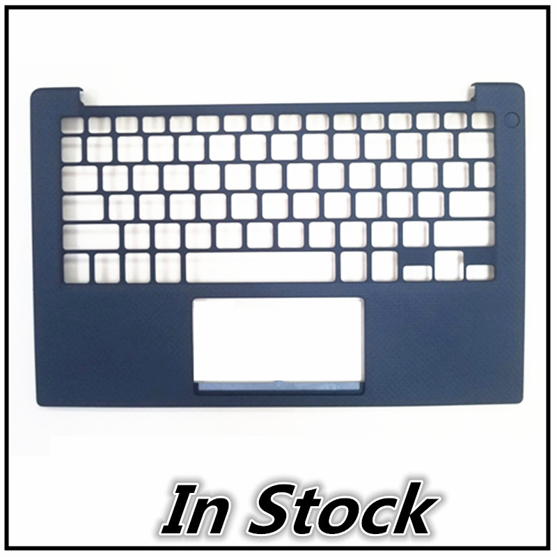 New Laptop Top Cover Case For DELL XPS13 XPS 13 9343 9350 9360 WTVR9 Palmrest Cover Case laptop us keyboard for dell xps13 9343 9350 9360 backit keyboard touchpad and palmrest assembly