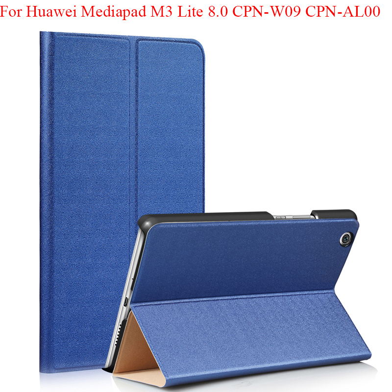 Case For Huawei Media Pad Mediapad M3 Lite 8.0 CPN-W09 CPN-AL00 8