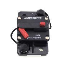 Автоматический выключатель с ручным сбросом 48 в 150 А защита