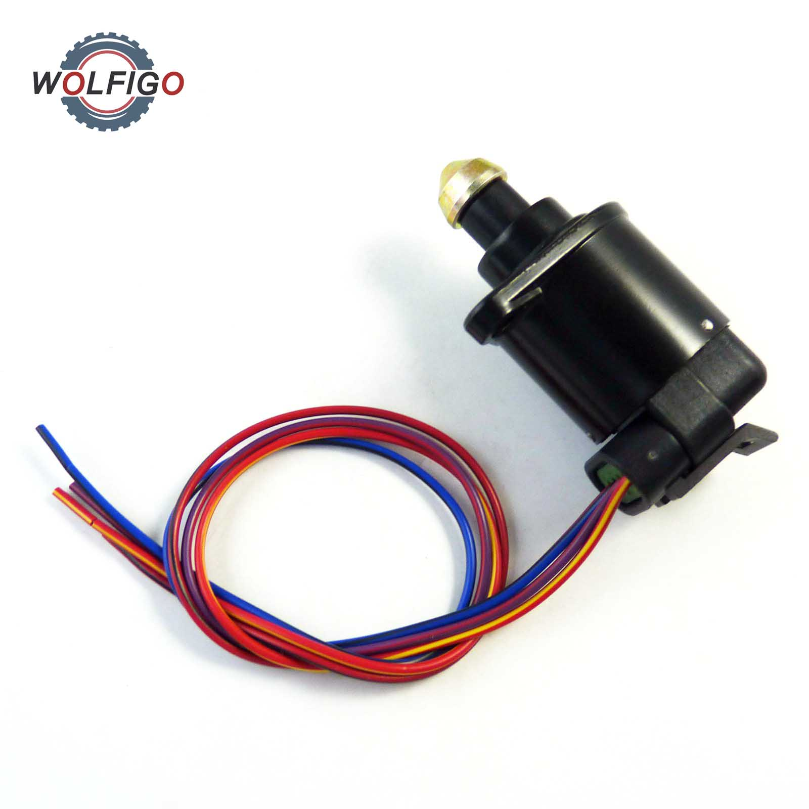 Idle Air Control Valve With Connector Fits:Dodge Ram Jeep