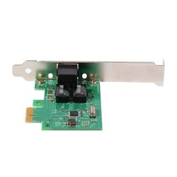 RTL8111E 10/100/1000 mb/s PCI E Gigabit Ethernet karta sieci lan Adapter do pulpitu AC331 w Karty sterowania do drukarki od Komputer i biuro na