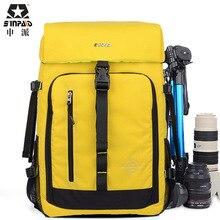 China Melhor venda Por Atacado de moda à prova d' água saco da câmera mochila photo video camera bag com capa de chuva CD50