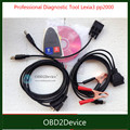 2015 Newest Lexia3 Diagnostic Scanner Lexia 3 V48 PP2000 For Citro-e-n Peug-e-ot Diagbox V7.65  fast delivery