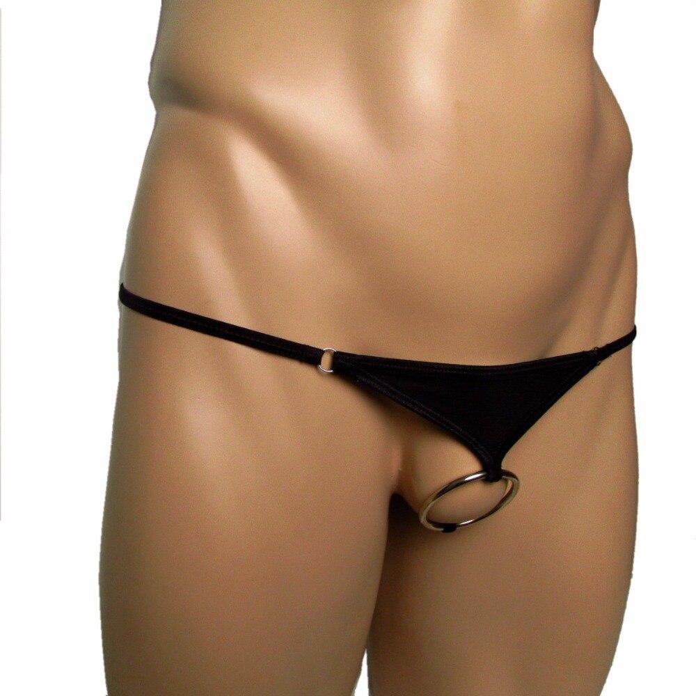 Homosexuell Unterwäsche Penisring Tanga 2016 sexy Männer Tangas - Unterwäsche - Foto 2