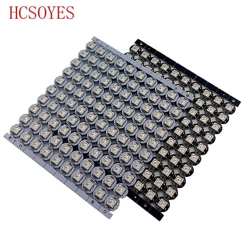5050 Smd W/ Ws2811 Individually Addressable Digital Rgb Led Chip 5v For Improving Blood Circulation 4pins 1000pcs Ws2812 2812 Led Chip Ic Smd 5050 Ws2812b