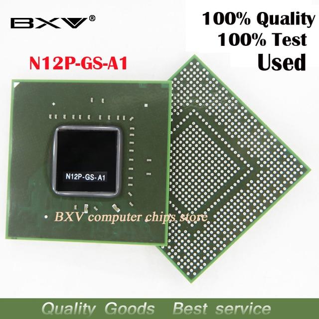 N12P GS A1 N12P GS A1 100% اختبار العمل بشكل جيد جدا reball مع كرات شرائح بغا ضمان الجودة شحن مجاني