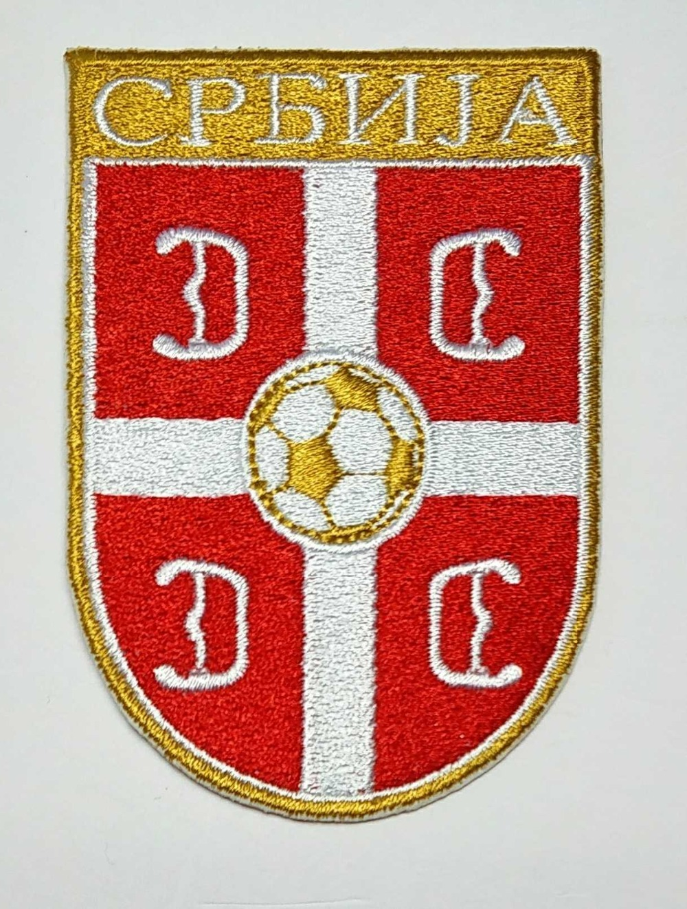 Serbia Patch Iron on