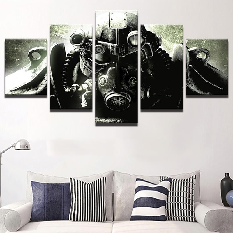 ჱModerna Decoración Del Hogar Pintura Enmarcada HD Impreso Modular ...