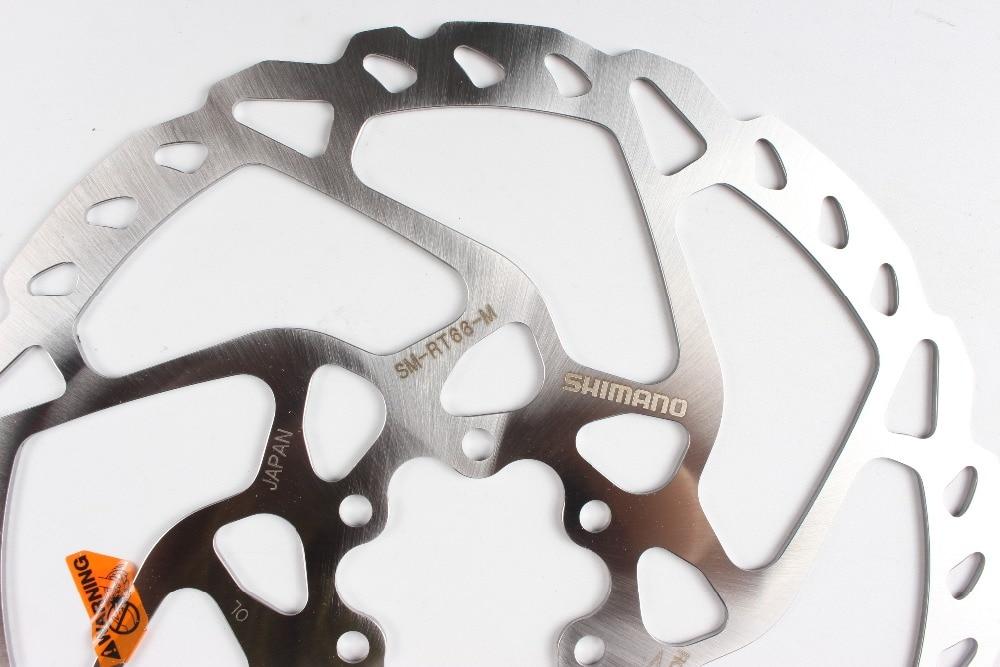 New Shimano SLX ZEE SM-RT66 6-Bolt Disc Brake Ice Tech Rotor 160mm 180mm