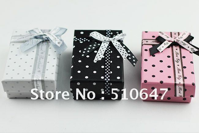 FREE SHIPPING Wholesale Christmas Gift Paper Small Box