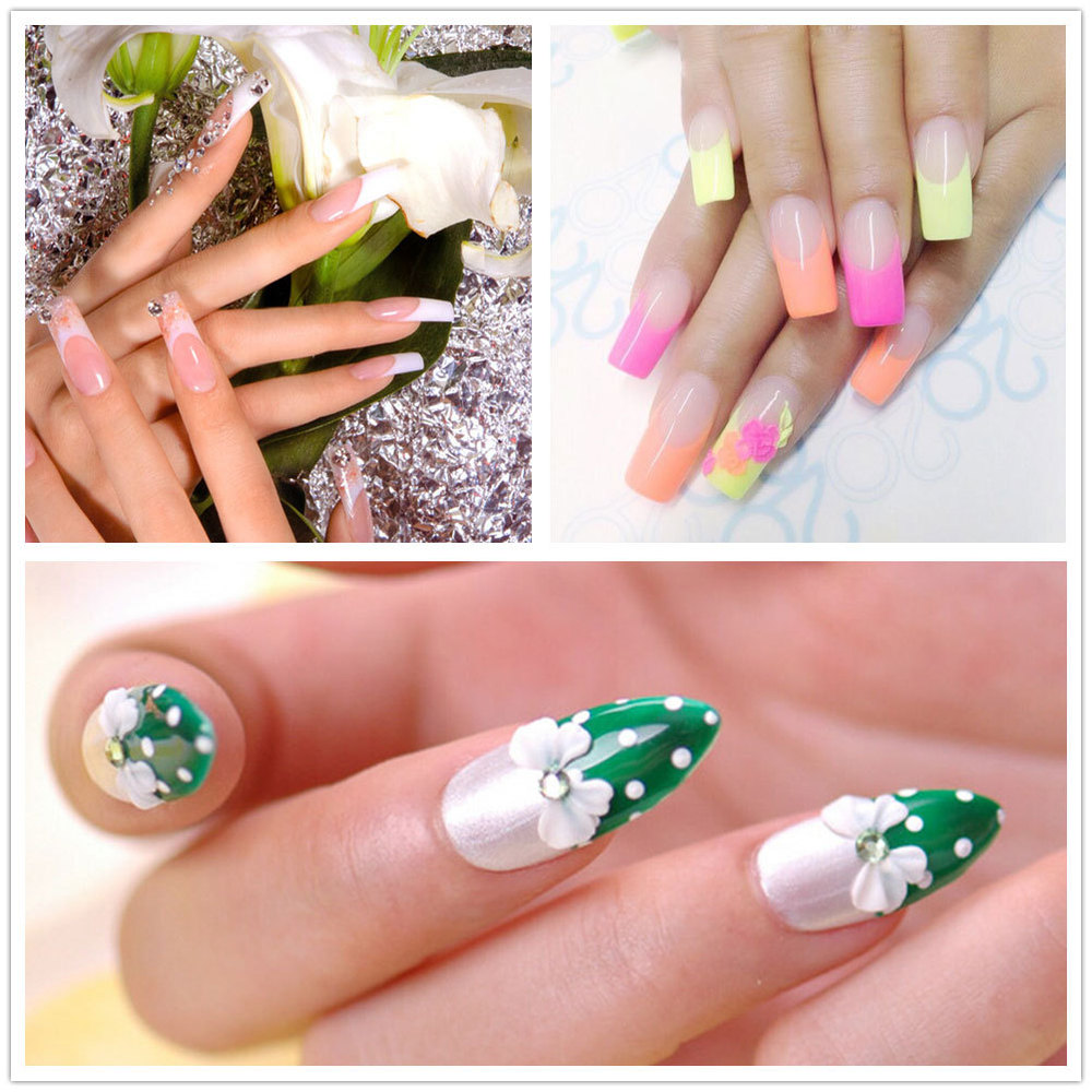 1PC CANNI Nail gel professional 15 color uv builder camouflage jelly ...