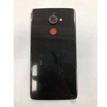Caixa traseira original para blackberry dtek60 bateria capa traseira caso porta com lente da câmera para blackberry dtek60