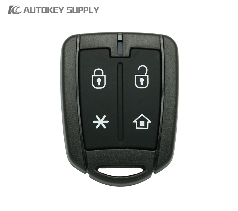 Car styling 4 Button Remote key for positron alarm system PX42 Double program PX32 EX300 for