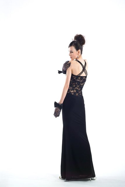 Free shipping evening dress,wholesale or retail 2013 sexy celebrity dress,party gown