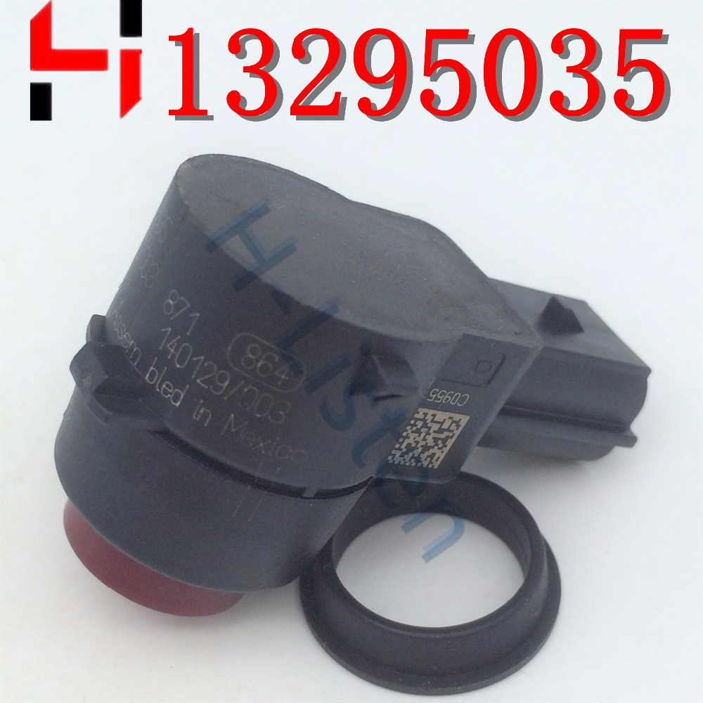 1ps)original Parking Distance Control PDC Sensor For G M Chevrolet Cruze Aveo Orlando Opel Astra J Insignia 13295035 0263003871