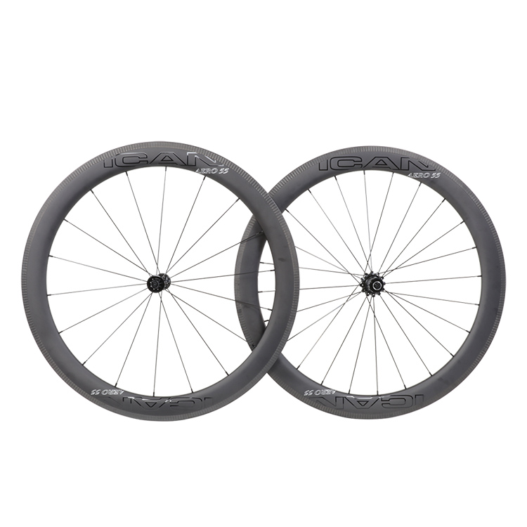 New type aero carbon T800&T700 55C 25mm 28mm width bicycle road wheelsetNew type aero carbon T800&T700 55C 25mm 28mm width bicycle road wheelset