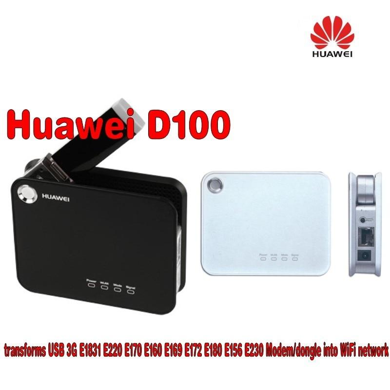 Huawei D100 3G WIFI Router