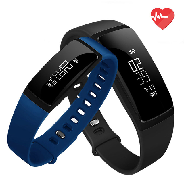 Teamyo Smartband Blood Pressure Watch Heart Rate Monitor Cardiaco Relogios Fitband Pulsera Actividad Con Pulsome IP67 Smart Band