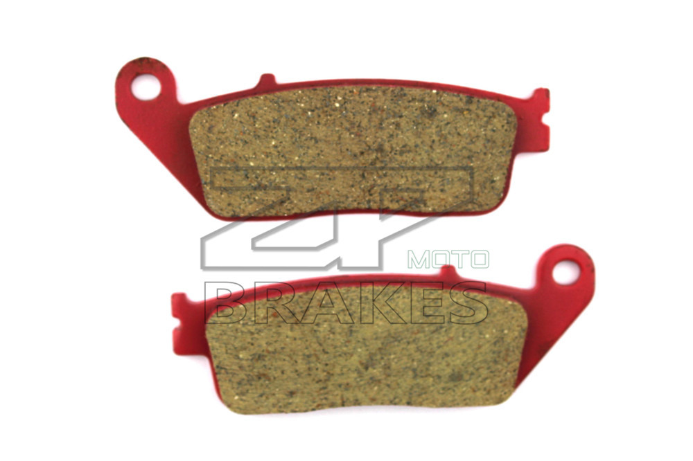 Motorcycle Accessories Brake Pads For KYMCO 300 Street Downtown 2010-2011 Front OEM Red Ceramic Composite Free shipping for cech downtown cool vakoou blog directory of free passenger wrangler platinum ruifeng zhefront and rear brake pads 300c