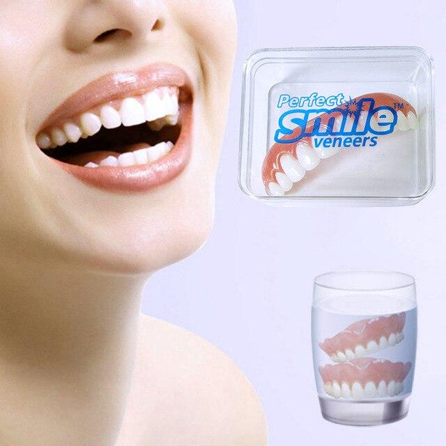Sonrisa perfecta Chapas Dub En Stock Para la Corrección de Los Dientes Carillas Dientes Blanqueamiento de Dientes Malos Darle Sonrisa Perfecta D2